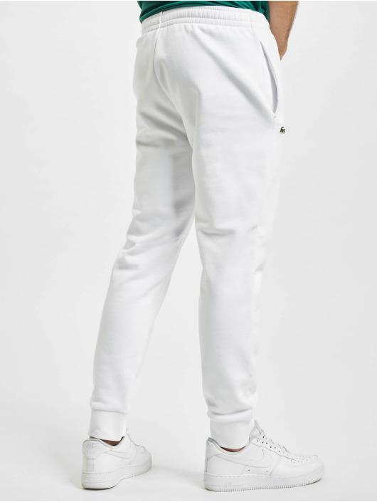 Lacoste tepláky Logo biela