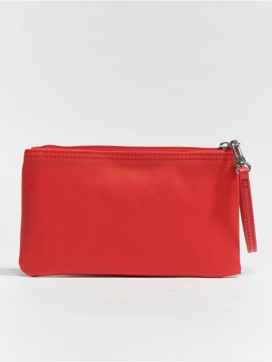 Lacoste Torby Concept Clutch czerwony