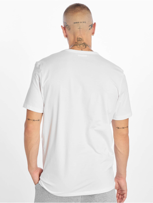 Lacoste Tričká 2-Pack V/N biela