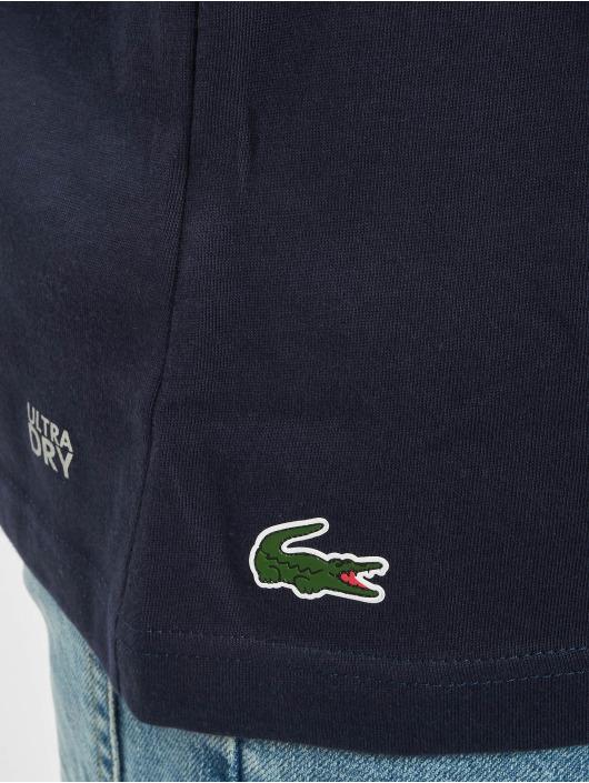 Lacoste Tričká Logo modrá