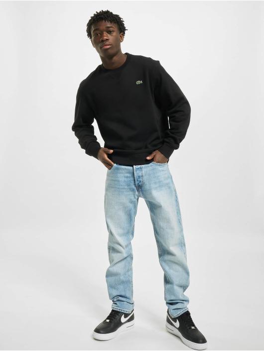 Lacoste trui Classic zwart