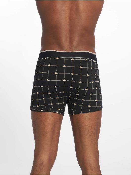 Lacoste Underwear 3-Pack Trunk black