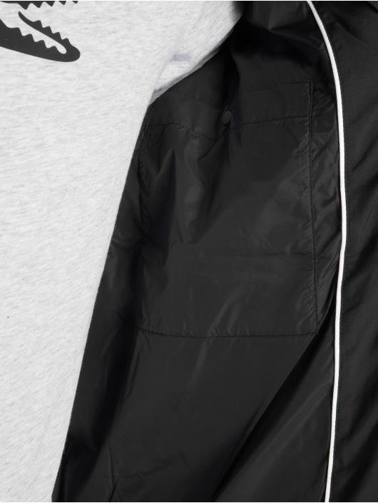 Lacoste Vattert jakker Deperlant svart