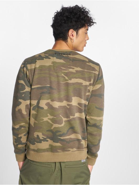 Le Temps Des Cerises Pullover Carl camouflage