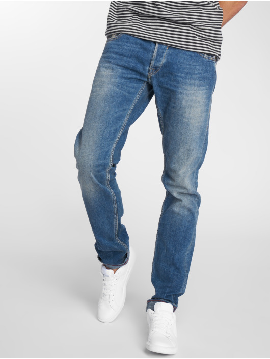 Le Temps Des Cerises Straight Fit Jeans 700/11 blue