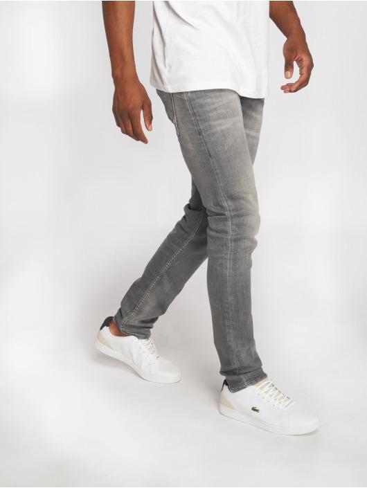 Le Temps Des Cerises Straight Fit Jeans 700/11 gray