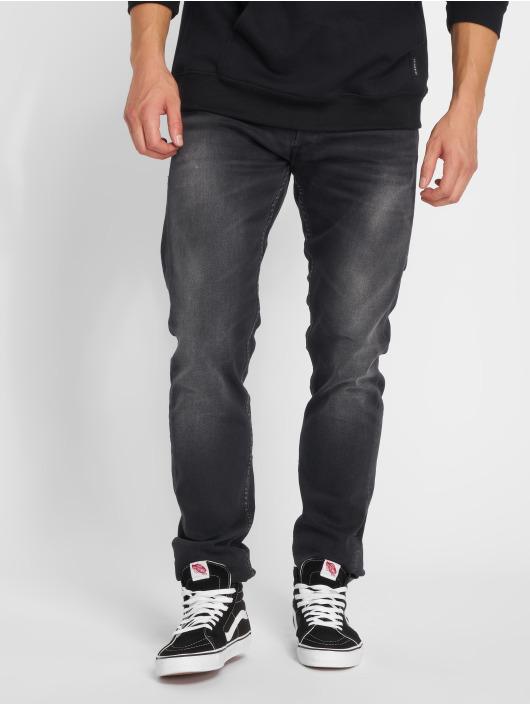 Le Temps Des Cerises Straight Fit Jeans Des Cerises 700/11 schwarz