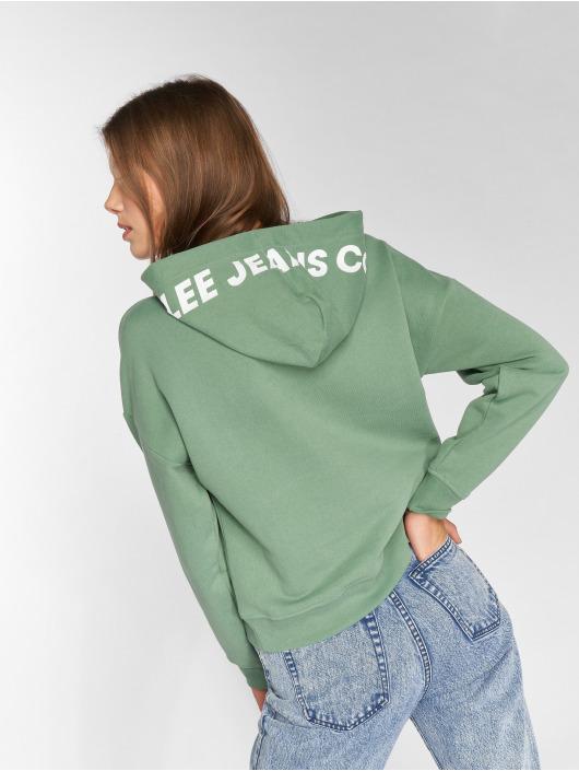 Lee Hoodie Lazy green