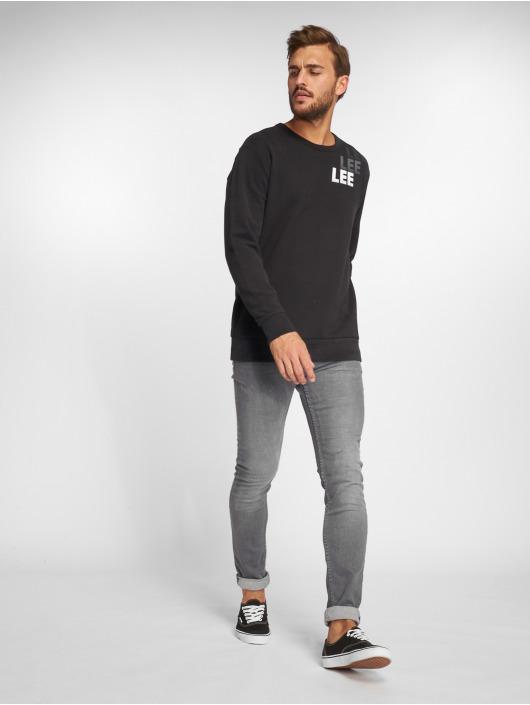 Lee Jumper Sweatshirt black