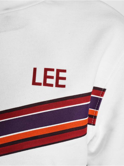 Lee Jumper Retro white