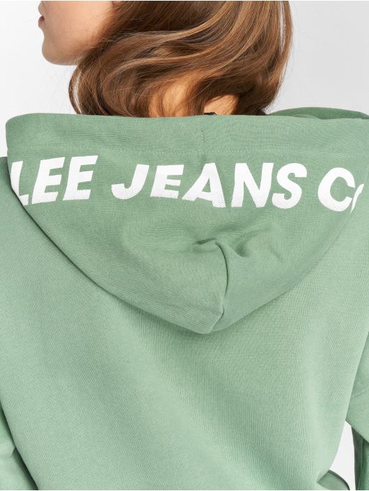Lee Mikiny Lazy zelená