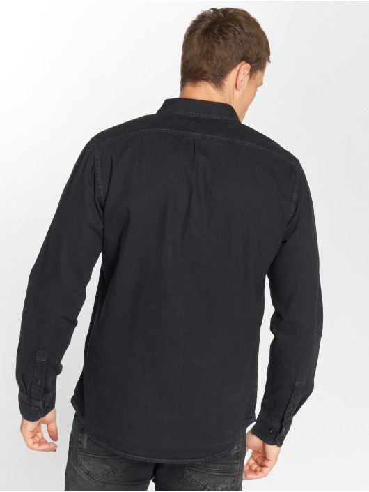 Lee Shirt Button Down black
