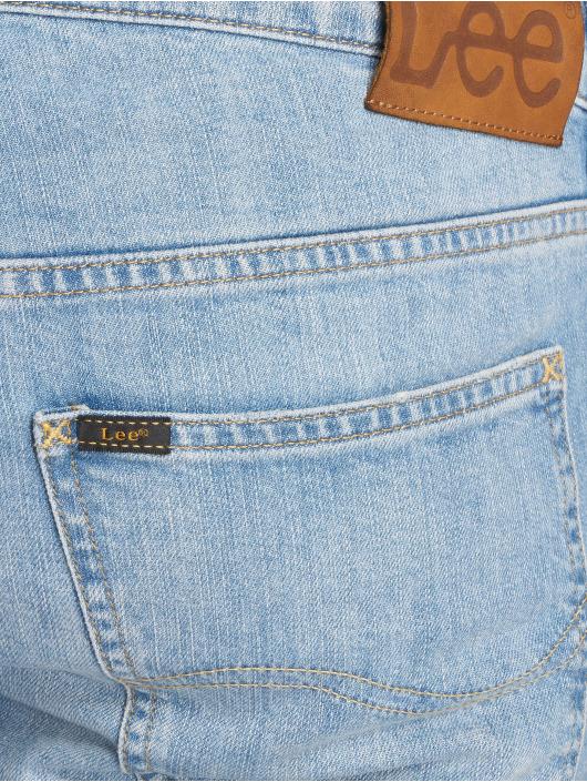 Lee Slim Fit Jeans Daren modrá