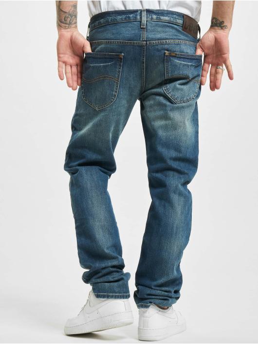 Lee Straight Fit Jeans Daren blå