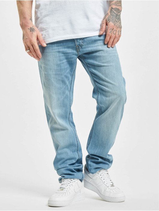 Lee Straight Fit Jeans Daren blå