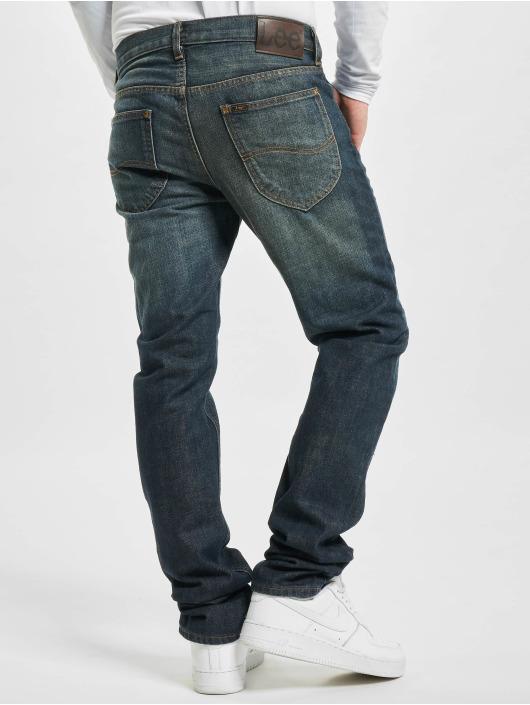 Lee Straight Fit Jeans Basic blå