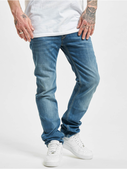 Lee Straight Fit Jeans Powell blau