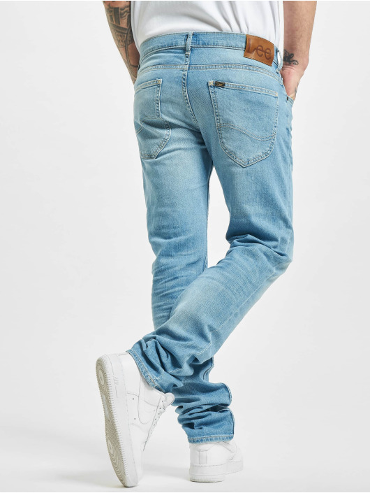 Lee Straight Fit Jeans Powell blau