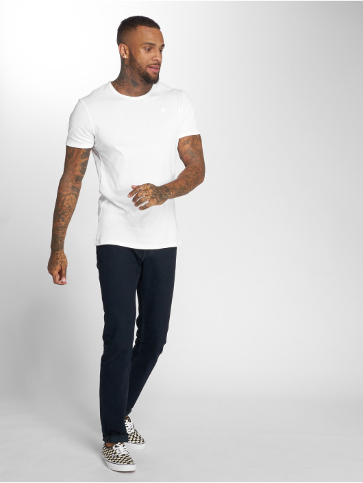 Lee Straight Fit Jeans Rider blue