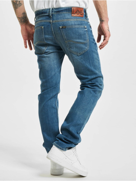 Lee Straight Fit Jeans Powell blue