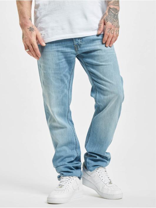 Lee Straight Fit Jeans Daren modrý