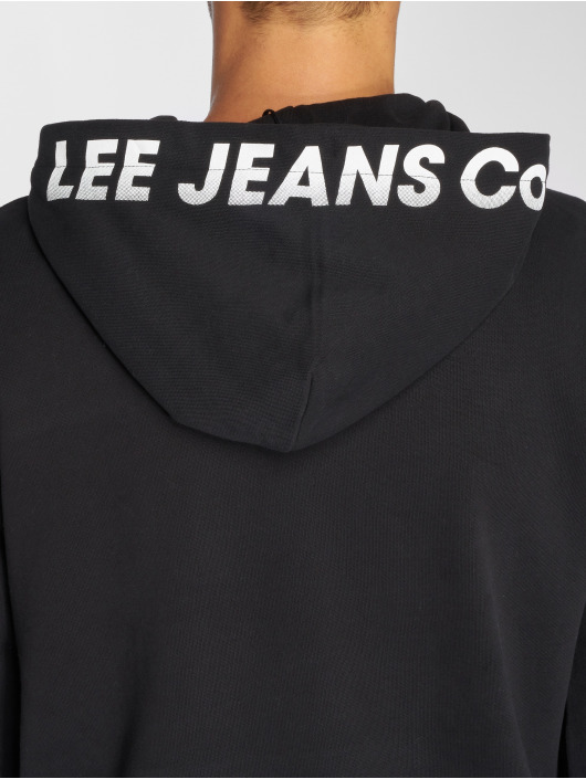 Lee Sudadera Jeans negro
