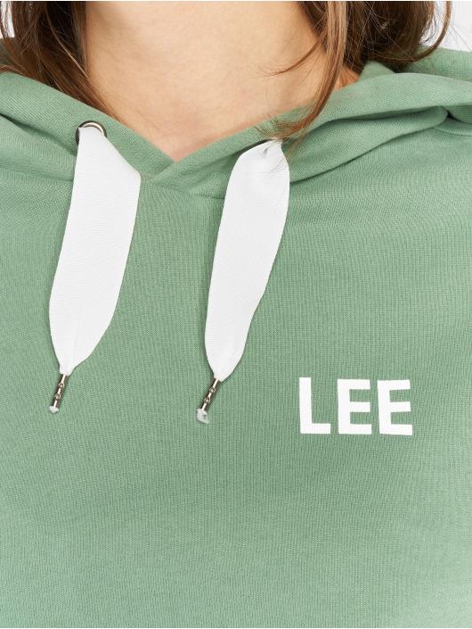 Lee Sudadera Lazy verde