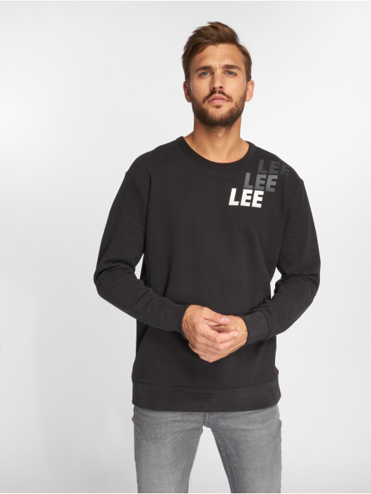 Sweatshirt Noir Sweatamp; Pull Homme 537486 Lee SUzGqpVM