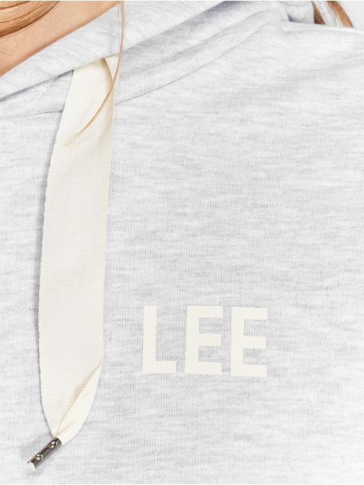 Lee Sweat capuche Sharp gris