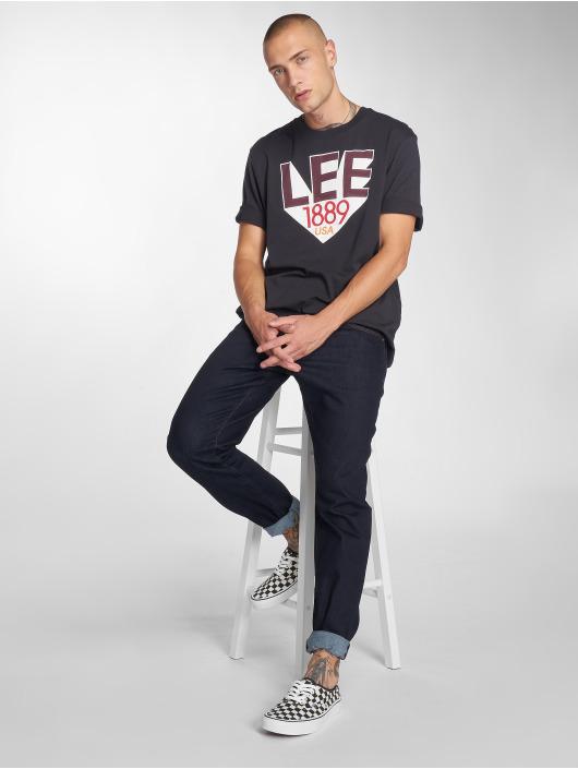Lee T-Shirt Retro black
