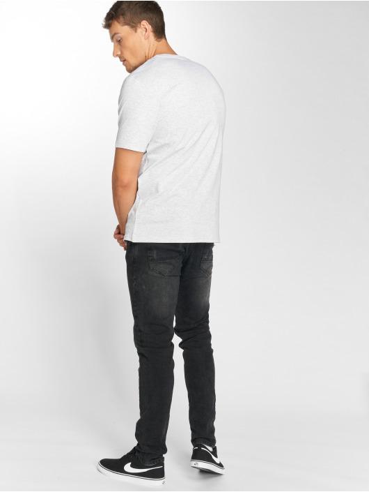 Lee T-Shirt Big Logo gray