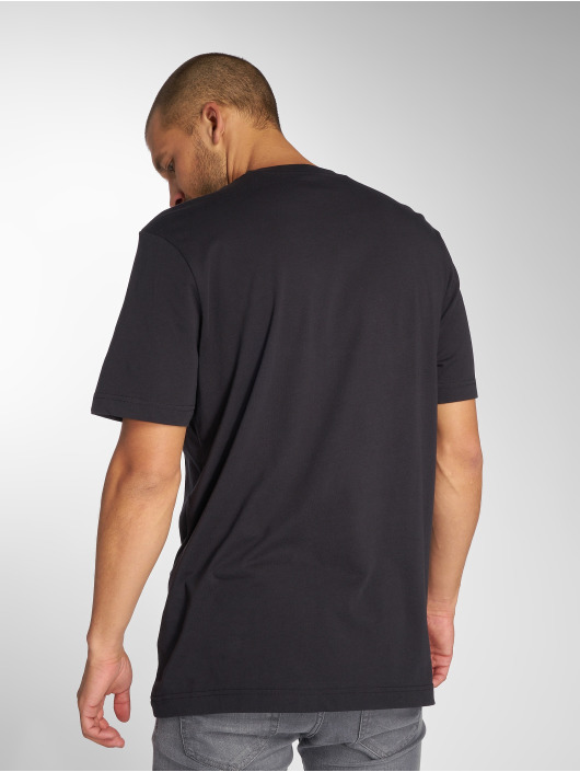 Lee T-Shirt 1889 Logo schwarz