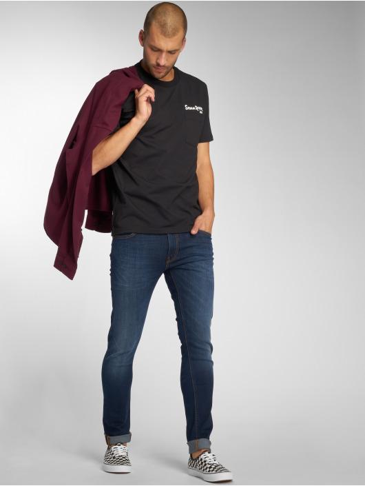 Lee T-Shirt Storm Rider schwarz