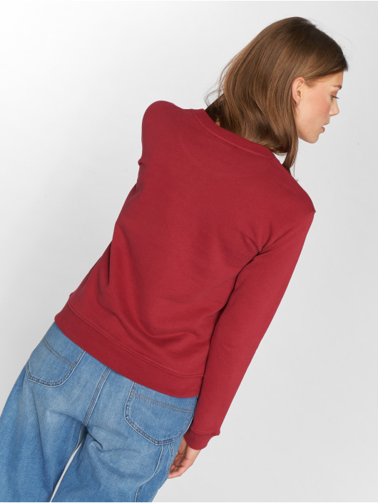 Lee trui Logo rood
