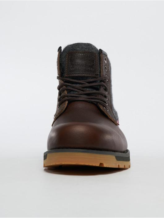 Levi's® Čižmy/Boots Logan hnedá