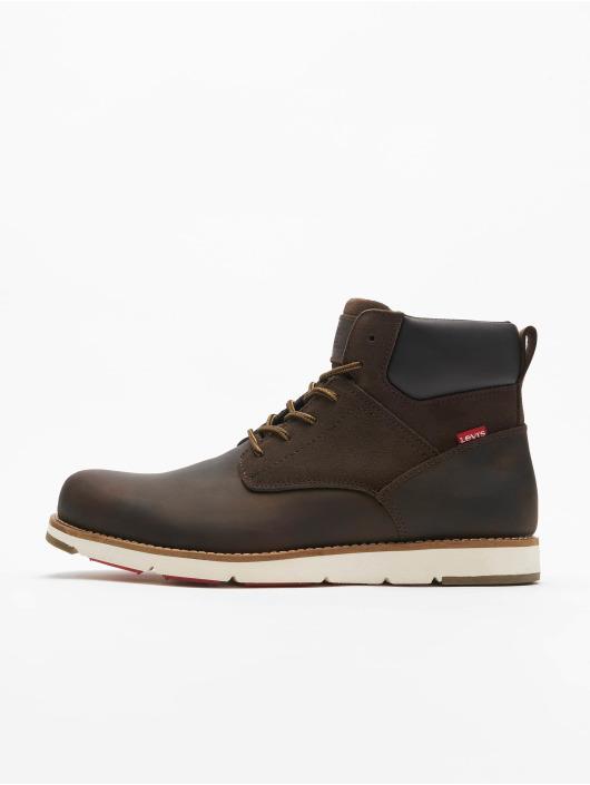 Levi's® Čižmy/Boots Jax Plus hnedá