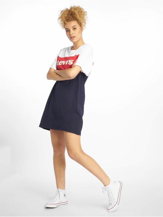 Levi's® Šaty Sportswear Colorblock modrá