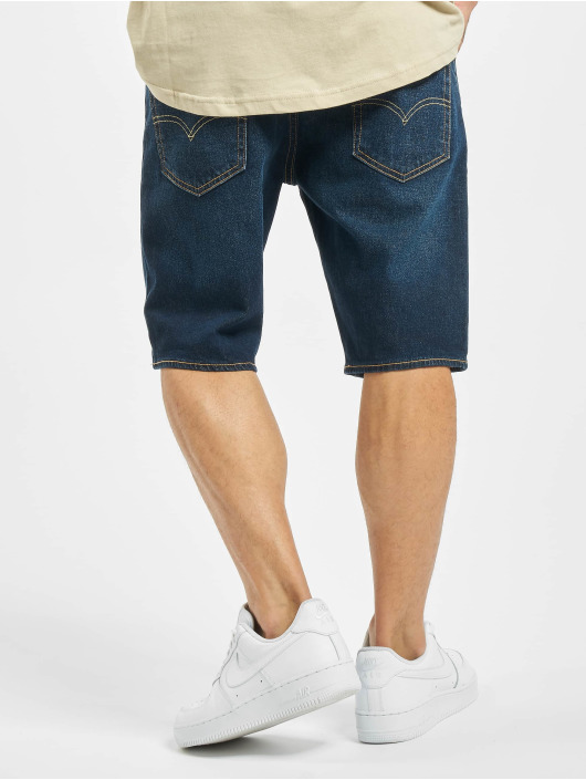 Levi's® Šortky 502™ Taper Hemmed modrá