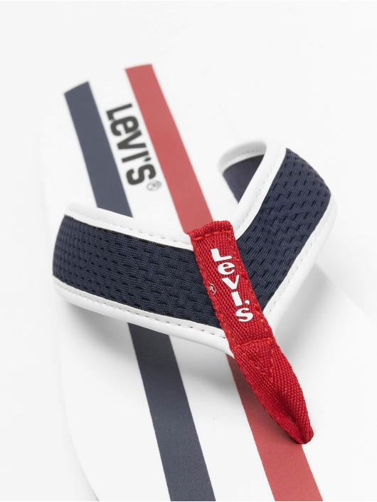 Levi's® Žabky Dodge Sportswear biela