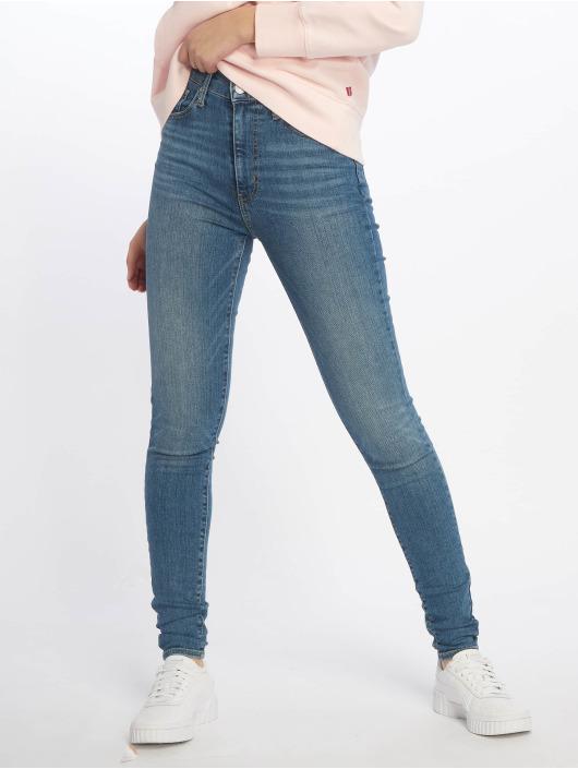Levi's® Облегающие джинсы Mile High Business As Usual индиго