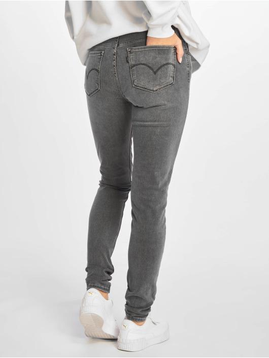 Levi's® Облегающие джинсы Innovation Super серый