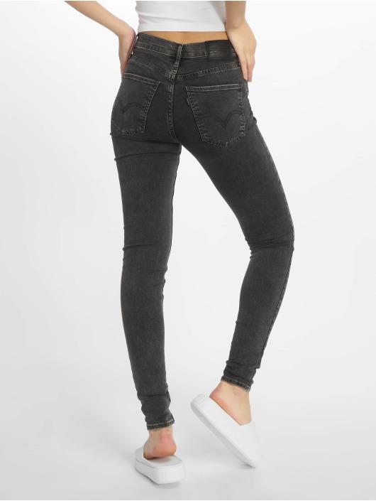Levi's® Облегающие джинсы Mile High Go Figure черный