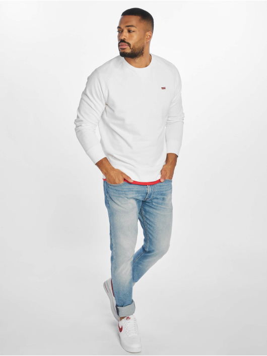 Levi's® Пуловер Original Hm белый