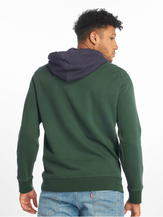 Levi's® Толстовка Modern Hm зеленый