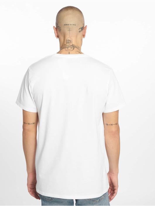Levi's® Футболка Graphic Set In Neck белый