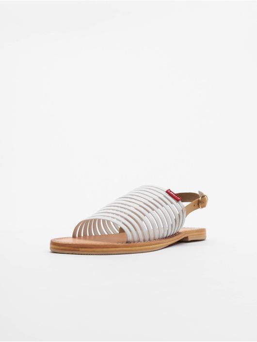 Levi's® Badesko/sandaler Shastina hvit