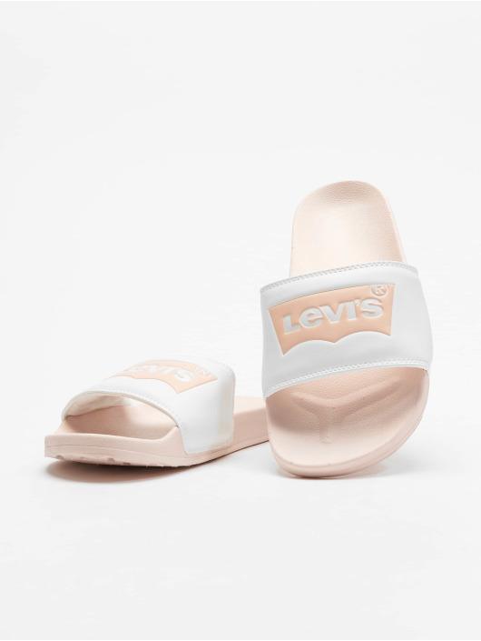 Levi's® Badesko/sandaler June Batwing S lyserosa