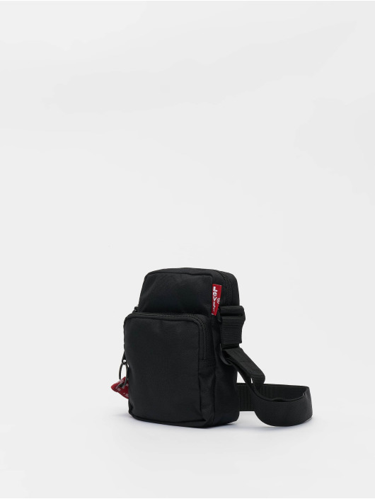 Levi's® Bag L Series Small Cross Body Twill Tape black