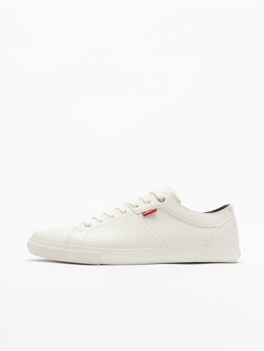 Levi's® Baskets Woods blanc