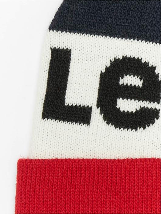 Levi's® Beanie Logo blau